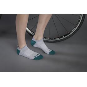 GripGrab Classic No Show Cycling Socks Women Grey